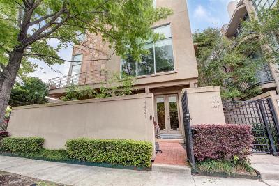 Houston Single Family Home For Sale: 4421 Mandell