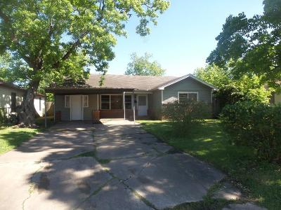 Houston Single Family Home For Sale: 3015 Dacca Drive