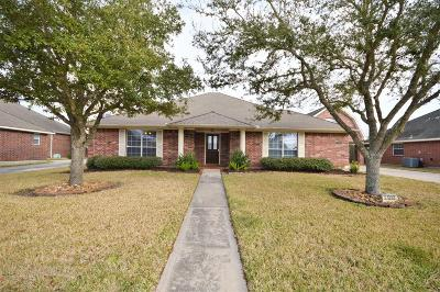 Pearland Single Family Home For Sale: 11307 Grimes Ave