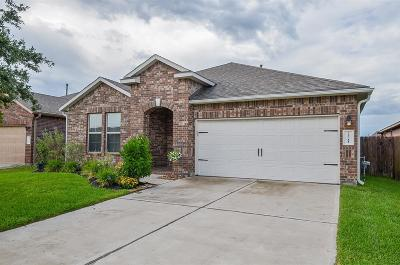 Katy Single Family Home For Sale: 23711 Scotsman Drive