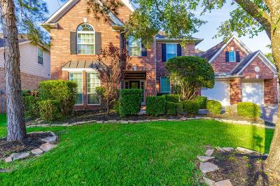 Katy Single Family Home For Sale: 3211 Logancrest Court