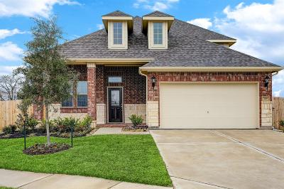 League City Single Family Home For Sale: 709 Applewood Drive