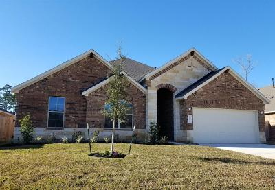 Conroe Single Family Home For Sale: 14131 Routt Forest Trail