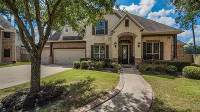 Cypress Single Family Home For Sale: 13603 Oak Harbor Bend