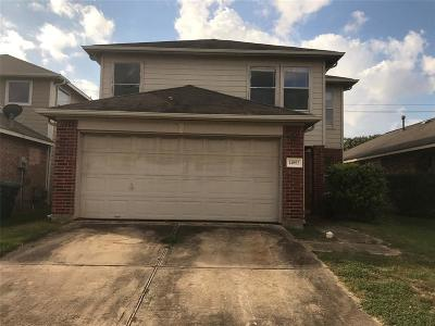Houston Single Family Home For Sale: 14802 Jewel Meadow Drive