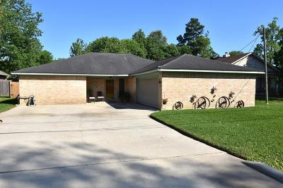 Crosby TX Single Family Home For Sale: $188,750