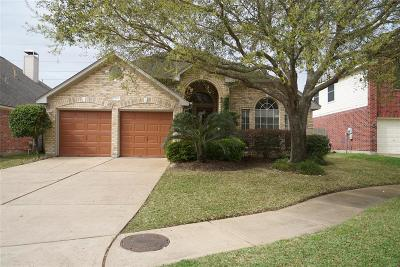 Katy Single Family Home For Sale: 3406 Santa Catalina Court