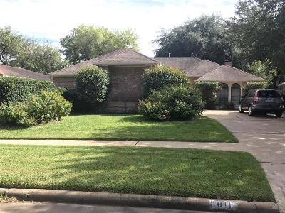 Katy TX Single Family Home For Sale: $214,999