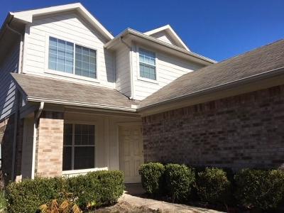Houston TX Single Family Home For Sale: $112,000