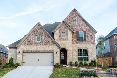 Cypress Single Family Home For Sale: 16410 Mount Hope