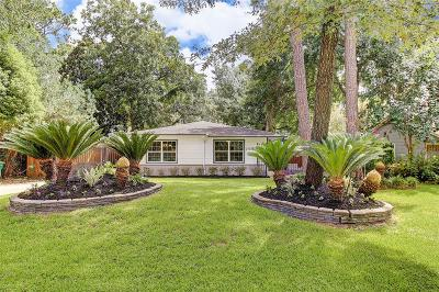 Houston Single Family Home For Sale: 768 W 42nd Street