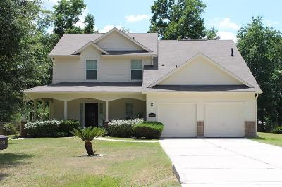 Willis Single Family Home For Sale: 10561 Forest Creek Drive