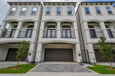 Harris County Rental For Rent: 1607 W 15th Street