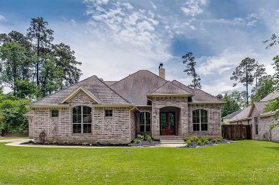 Conroe TX Single Family Home For Sale: $305,000