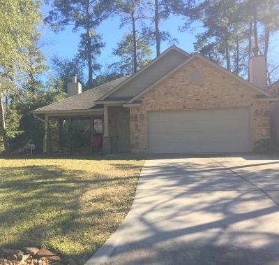 Montgomery Single Family Home For Sale: 11319 Alcott Drive