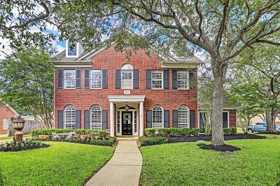 Sugar Land Single Family Home For Sale: 1502 Rosehill Court