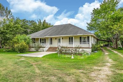 Brookside Single Family Home For Sale: 12517 Max Road