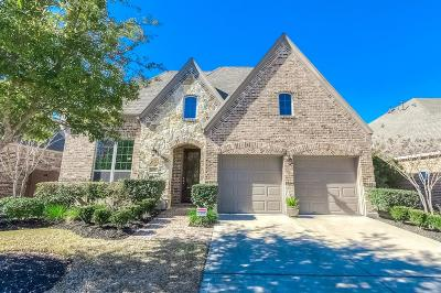 Richmond Single Family Home For Sale: 10322 Bellago Lane