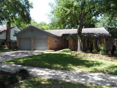 Houston Single Family Home For Sale: 16207 Havenhurst Drive