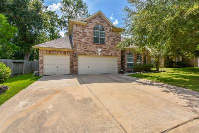Conroe Single Family Home For Sale: 2018 Lulach Lane