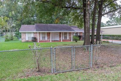 Porter Single Family Home For Sale: 24195 Clennie Needham Road