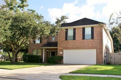 League City Single Family Home For Sale: 4501 Spring Iris Court