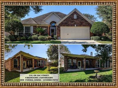 Humble Single Family Home For Sale: 7535 Opal Hill Lane
