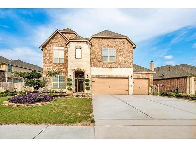 Spring Single Family Home For Sale: 5614 N Denham Ridge Lane N