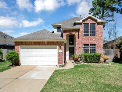 Cypress Single Family Home For Sale: 16118 Barngate Court