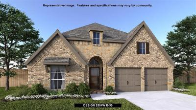 Tomball Single Family Home For Sale: 9402 Mont Ellie Lane