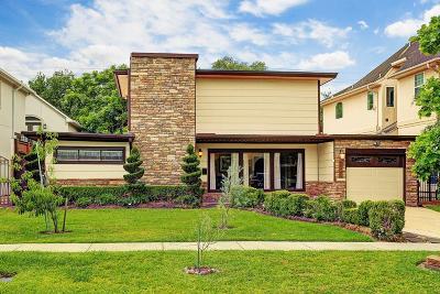 Houston Single Family Home For Sale: 3747 Gramercy Street
