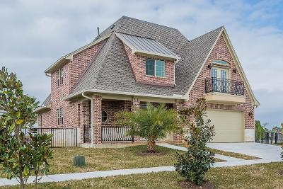 League City Single Family Home For Sale: 317 Twin Timbers