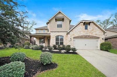 Tomball Single Family Home For Sale: 51 Tioga Place
