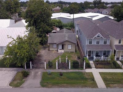 Houston Single Family Home For Sale: 223 W 25th Street W