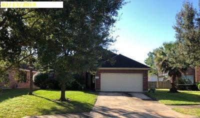 Rosharon Single Family Home For Sale: 13412 Sable Tree Court