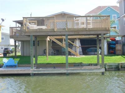 Bayou Vista Single Family Home For Sale: 80 Tarpon Street
