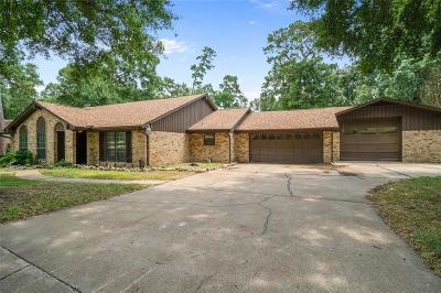 Conroe Single Family Home For Sale: 105 Maple Street