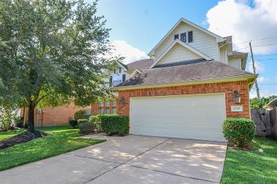 Grand Lakes Single Family Home For Sale: 21715 Grand Hollow Lane