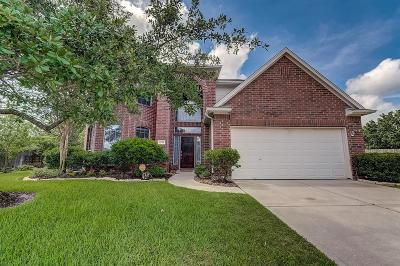 Tomball Single Family Home For Sale: 12103 N Brenton Knoll Drive