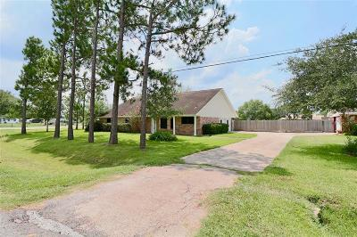Manvel Single Family Home For Sale: 10630 Mary Lane