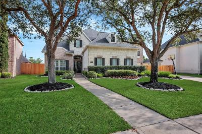 Katy Single Family Home For Sale: 22014 Oakcreek Hollow Lane