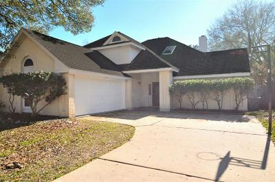 Single Family Home For Sale: 19911 Hoppers Creek Drive
