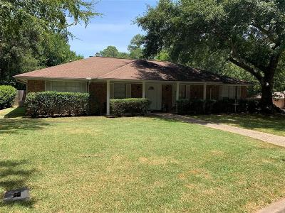Walker County Single Family Home For Sale: 2710 Pine Shadows Drive