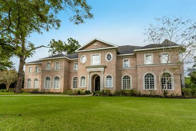 Sugar Land Single Family Home For Sale: 18 Grand Manor