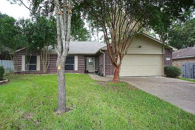 Montgomery Single Family Home For Sale: 231 Cool Cove