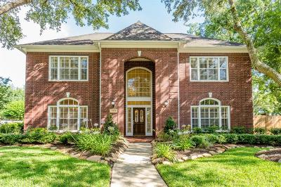 Sugar Land Single Family Home For Sale: 3402 Autumn Bend Drive