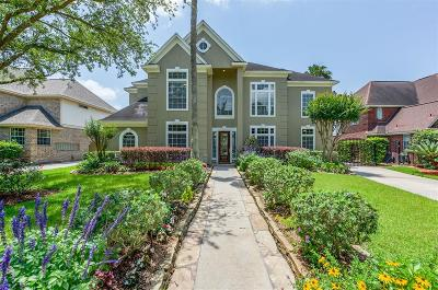 Galveston County, Harris County Single Family Home For Sale: 11319 Water Oak Lane