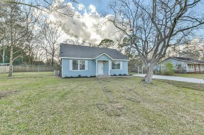 League City Single Family Home For Sale: 813 S Illinois Avenue