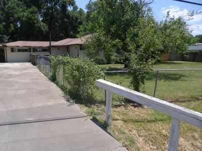 Alvin Single Family Home For Sale: 1177 Davis Bend Road