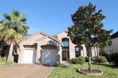 Sugar Land Single Family Home For Sale: 14215 Nelson Bay Court